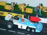 Titelbild des Albums: Bestzeiten Formel 1 Wagen (Zeltweg 1964 plus)